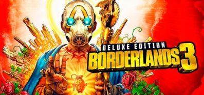 borderlands 3 deluxe издание