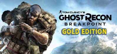 Ghost Recon Breakpoint gold edition logo 460x215